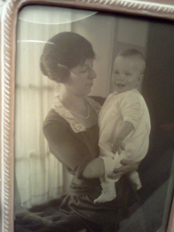 Dean age one