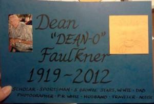 Dean Faulkner RIP